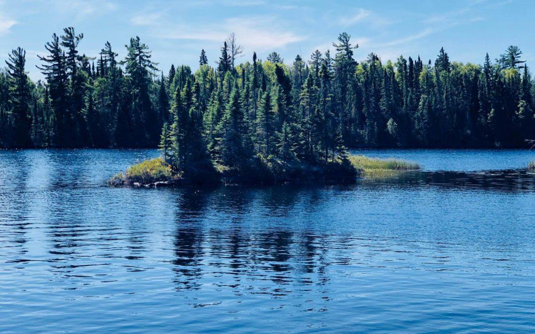 Quetico canoe trip