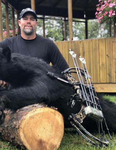 Camp Quetico Bear Hunts